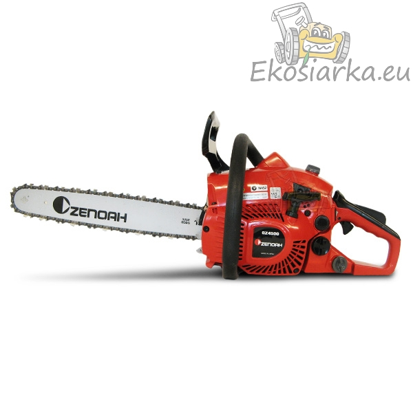 Chainsaw Zenoah GZ4500 - Ekosiarka eu - Lawnmowers, Brushcutters